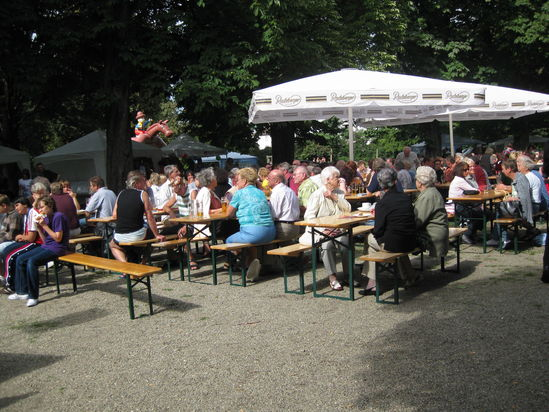 SPD-Sommerfest im August-Bebel-Park Bild: Mathias Kohler