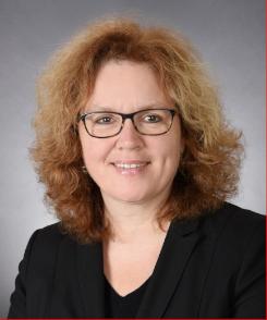 Vorsitzende und Bezirksbeirätin Sabine Leber-Hoischen